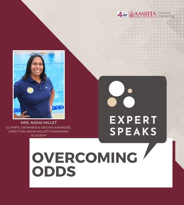 Overcoming Odds - Ms. Nisha Millet