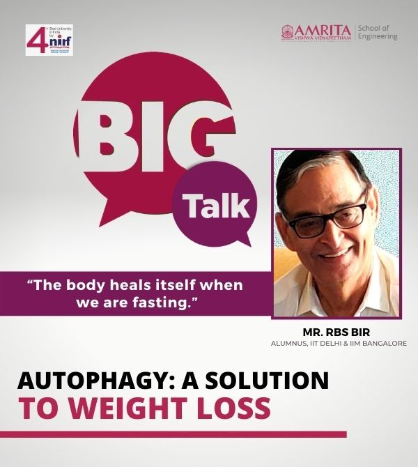 Autophagy: A solution to weight loss | RBS Bir