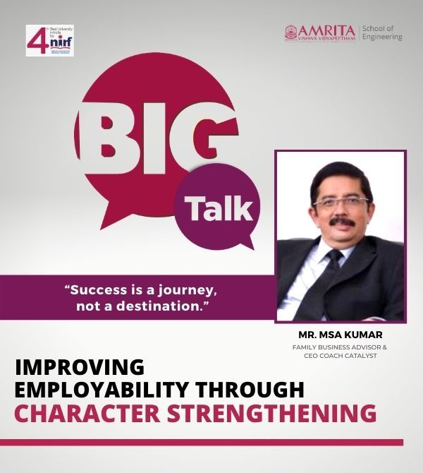 Improving Employability Through Character Strengthening