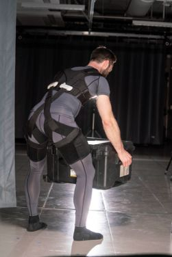 Wearable exosuit that lessens muscle fatigue could redesign the future of work