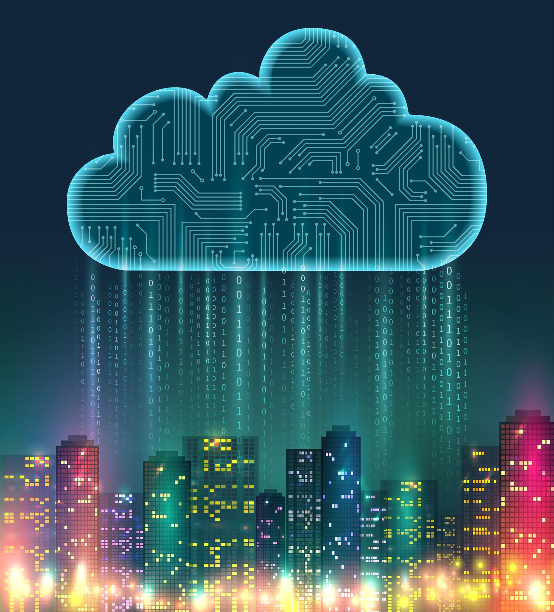 Cloud Computing and its Role in IoT