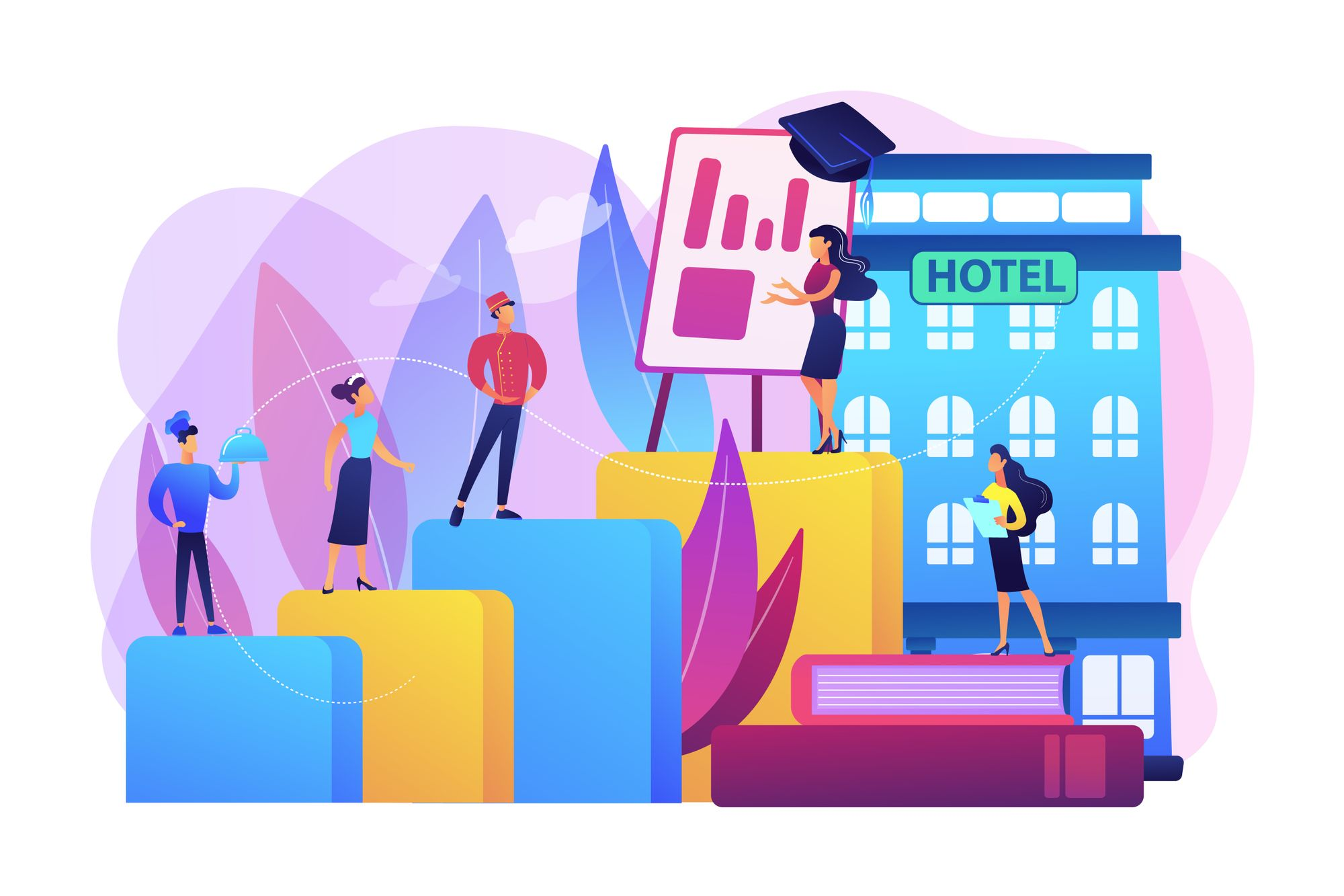 Role of automation in uplifting the hospitality industry