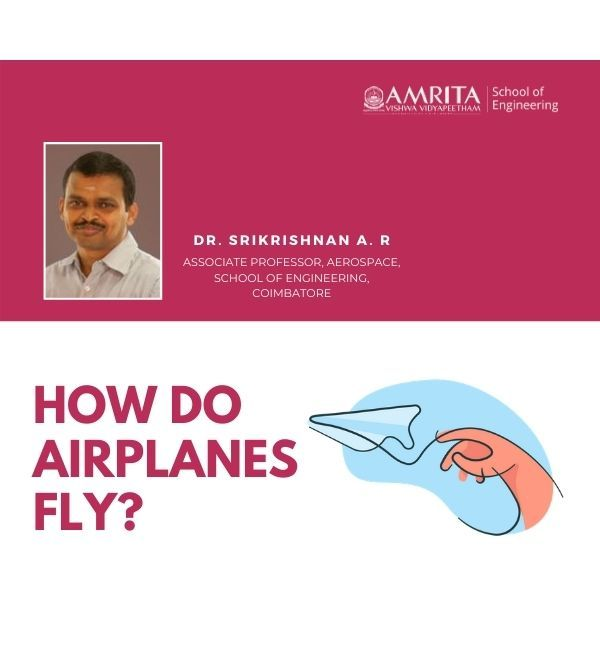 How Do Airplanes  Fly – The Science of Aeronautical & Aerospace Engineering