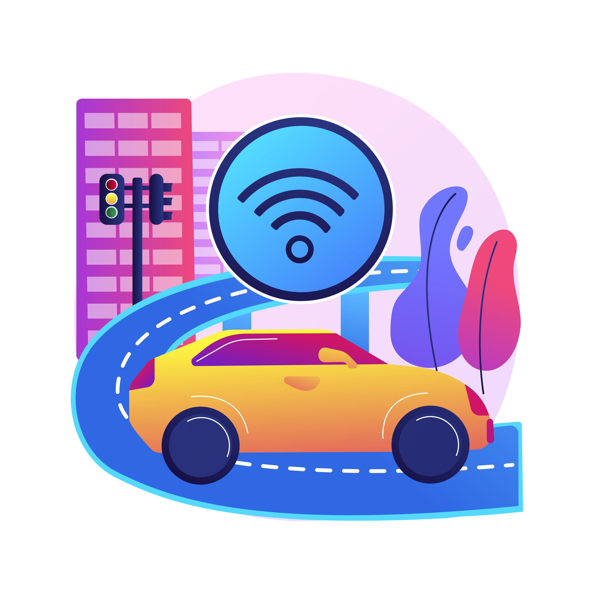 How IoT is changing the Vehicle and Transportation Sector