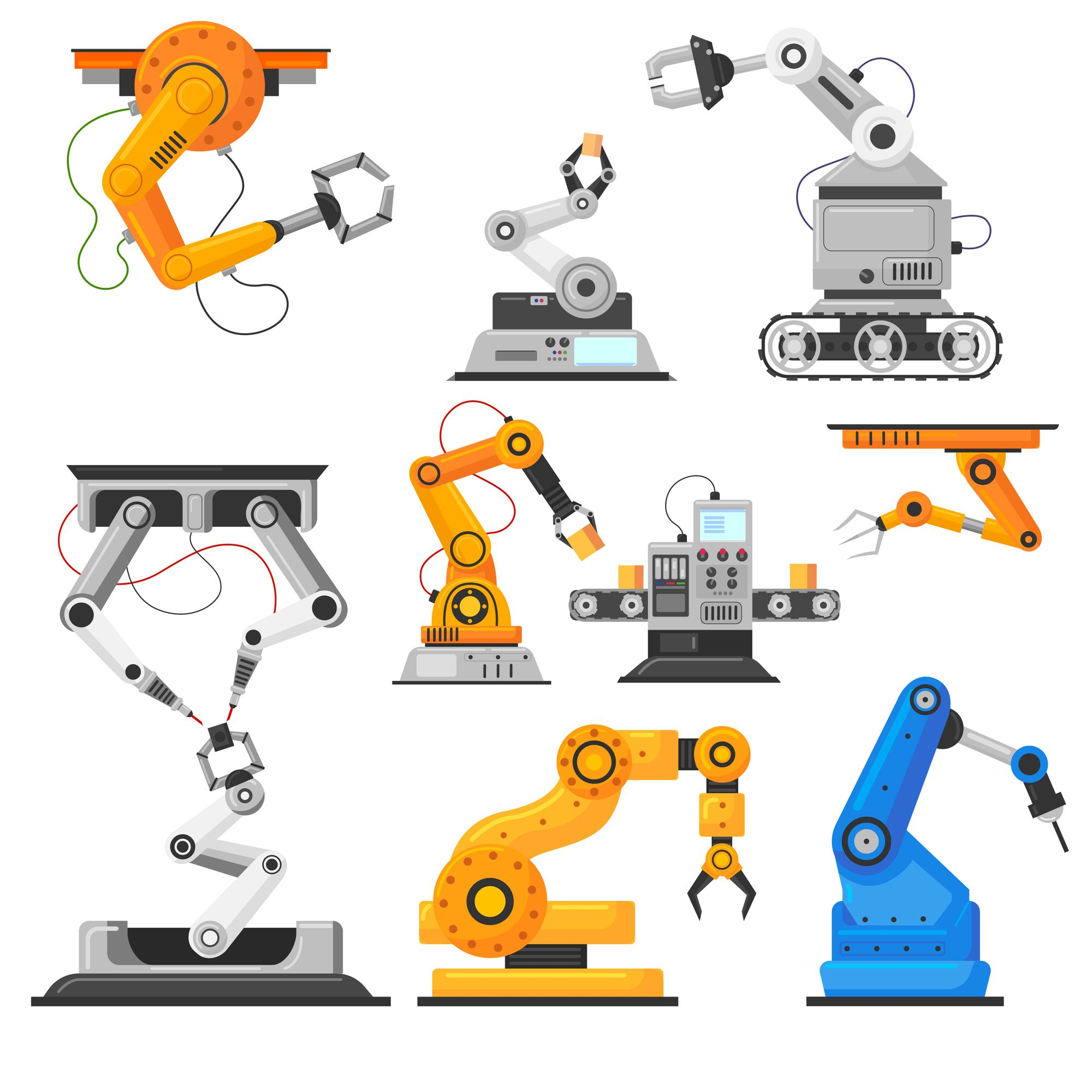 AI and its impact on automating the manufacturing sector